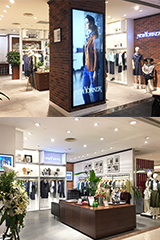 Cheap clothing stores. The limited clothing store locations